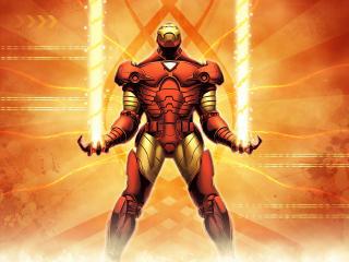Cool Iron Man Marvel Comic 2020 wallpaper