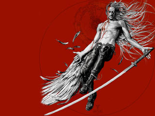 Cool Sephiroth Final Fantasy wallpaper