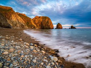 Copper Coast in Ireland wallpaper