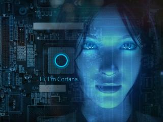 Cortana Windows 10 wallpaper