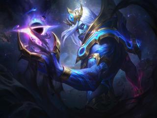 Cosmic Vladimir League Of Legends wallpaper
