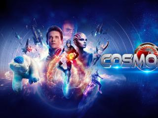Cosmoball Movie wallpaper