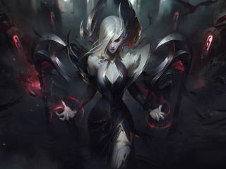 Coven Morgana League of Legends wallpaper