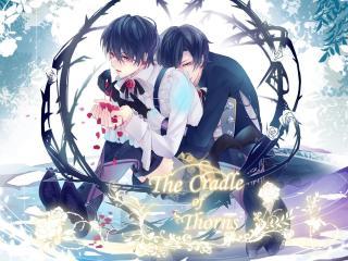 cradle of thorns, anime, boy wallpaper