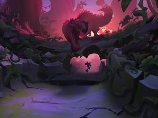 Crash Bandicoot 4 Dragon wallpaper