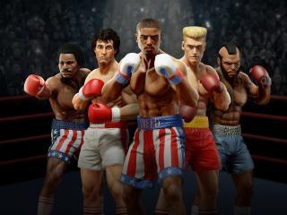 Creed Champions HD Boxing Game wallpaper