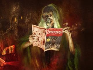 Creepshow Season 1 wallpaper