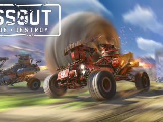 Crossout wallpaper