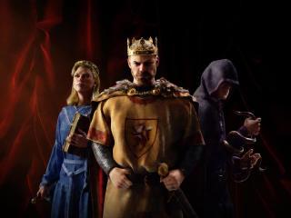 Crusader Kings 2020 wallpaper