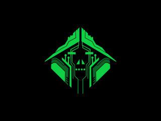 Crypto Apex Legends 4K Logo wallpaper
