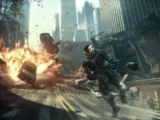 Crysis 2 Game wallpaper