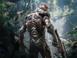 Crysis Remastered Game wallpaper