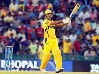 CSK MS Dhoni IPL wallpaper