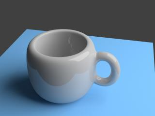 cup, 3d, form wallpaper