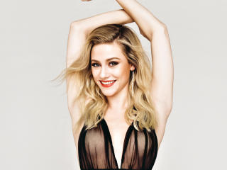 Cute Lili Reinhart 2018 wallpaper