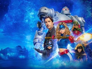 CW Stargirl Poster wallpaper