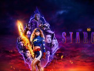 CW Stargirl Season 2 wallpaper