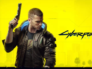 Cyberpunk 2077 2019 wallpaper