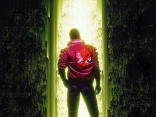 Cyberpunk 2077 Afterlife wallpaper