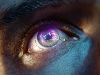 Cyberpunk 2077 Cool Screen wallpaper