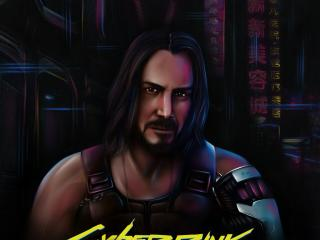 Cyberpunk 2077 Fan Art wallpaper