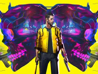 Cyberpunk 2077 Illustration 2020 wallpaper