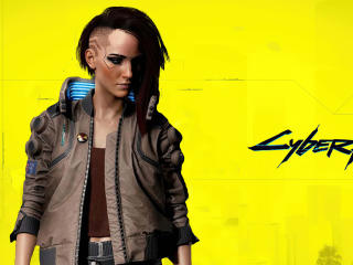 Cyberpunk 2077 Key Art wallpaper