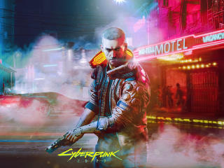 Cyberpunk 2077 New 2020 wallpaper