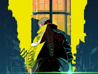 Cyberpunk Edgerunner Netflix wallpaper