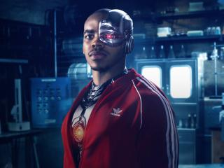 Cyborg Doom Patrol wallpaper
