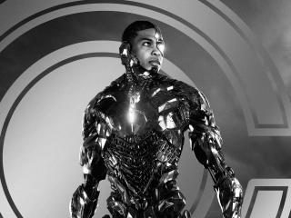 Cyborg Zack Snyder Cut wallpaper