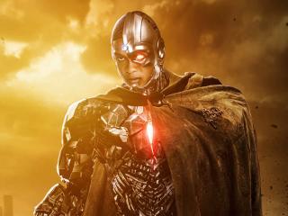 Cyborg Zack Snyder's Justice League wallpaper