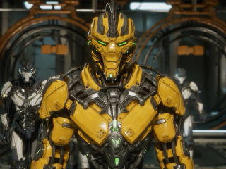 Cyrax in Mortal Kombat 11 wallpaper