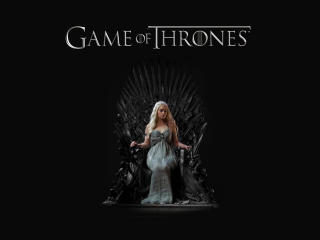 Daenerys Targaryen Game Of Thrones Tv Show Wallpaper wallpaper
