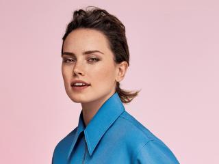 Daisy Ridley Actress Star Wars Rae wallpaper