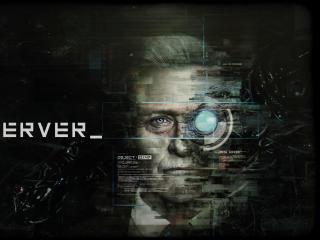 Daniel Lazarski Observer 8K wallpaper