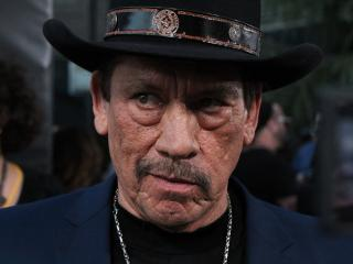 danny trejo, actor, face wallpaper