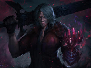 Dante Art wallpaper