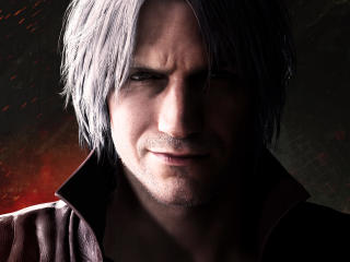 Dante Devil May Cry 5 wallpaper