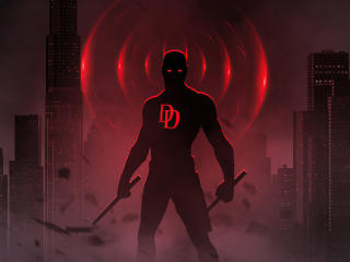 Daredevil FanArt 2021 wallpaper