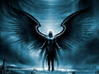 Dark Angel Oscuros wallpaper