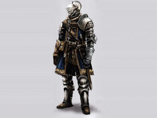 Dark Souls Knight Armor wallpaper