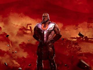 Darkseid DC Justice League Snyder Cut Art wallpaper