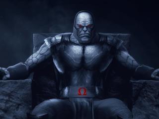 Darkseid DC Villain wallpaper