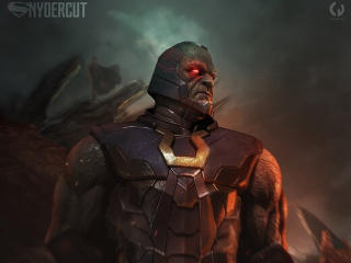 Darkseid Justice League Art wallpaper