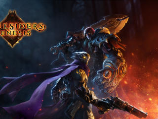 Darksiders Genesis wallpaper