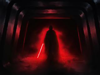 Darth Vader 4K wallpaper