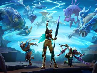 Dauntless HD Gaming wallpaper