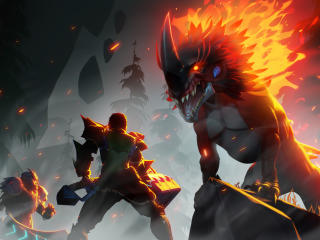 Dauntless wallpaper