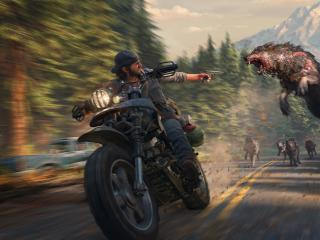 Days Gone 2019 wallpaper